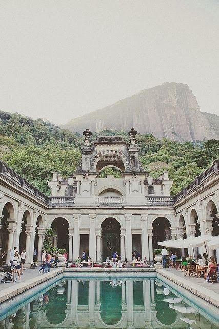 Wedding - Parque Lage - Rio De Janeiro, Brazil