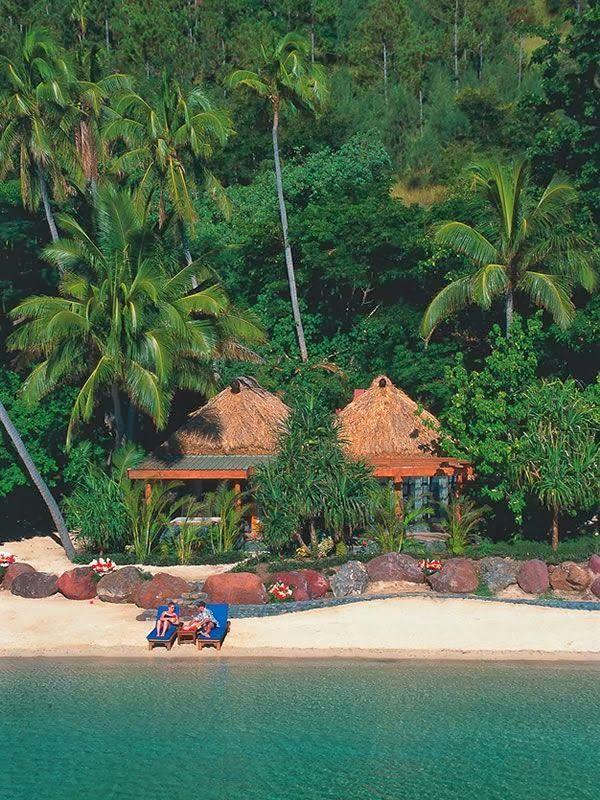 Mariage - Turtle Island Resort - Fidji