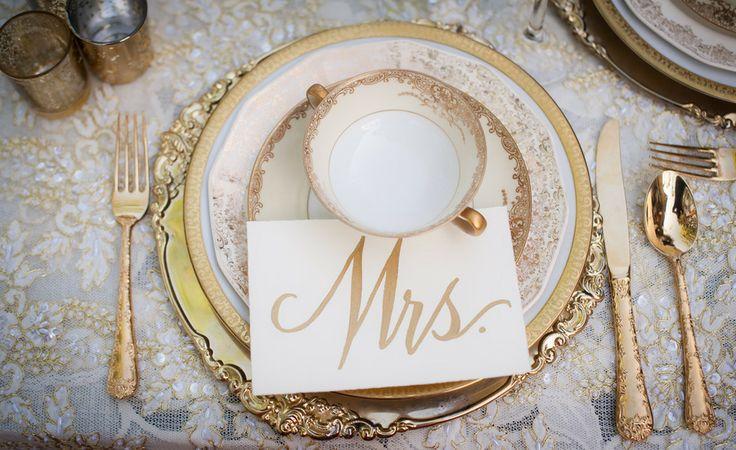 Hochzeit - Mittelstücke und Tischdekor
