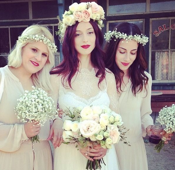 wedding hair flower crown see more about wedding hair flowers wedding