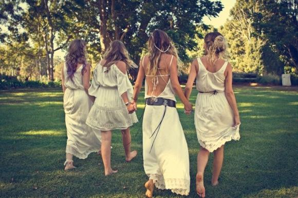 Matrimonio Bohemien Qr Code : Mariage bohème de weddbook