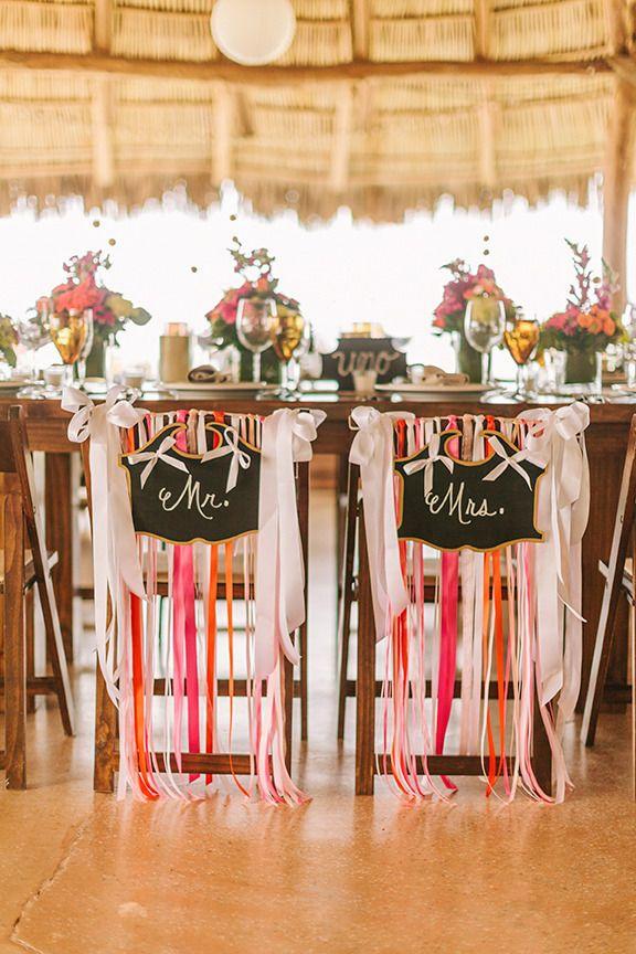 Свадьба - Свадьба СТУЛЬЯ-Невесты И Жениха