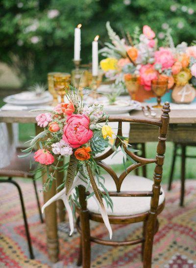 Свадьба - Ojai Свадьбы Вдохновение От Bash, Пожалуйста, Bryce КОВИ Фотография