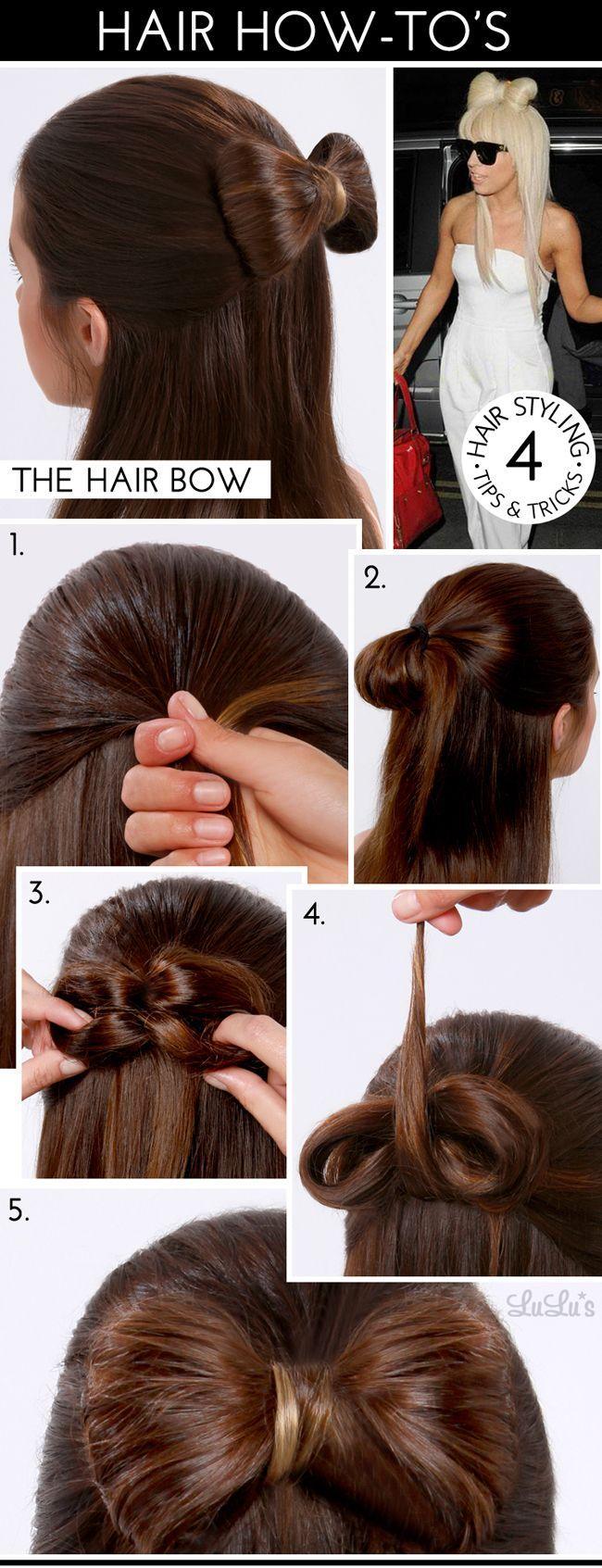 Mariage - Peinados