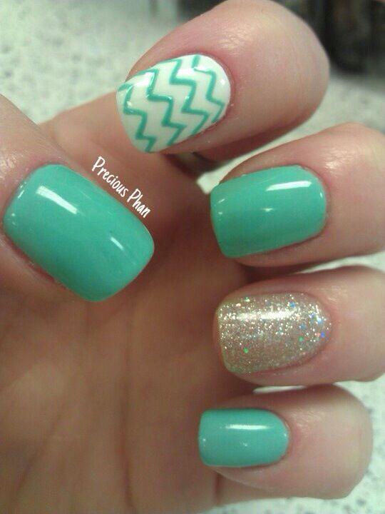 Nail - Cute Nails #2033646 - Weddbook