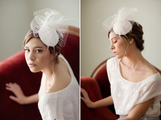 Свадьба - Винтажная Коллекция Люкс Для Шляпа