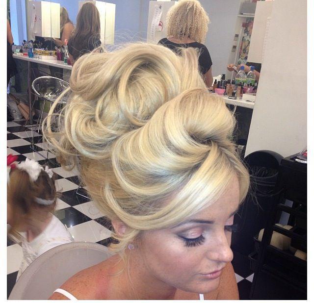 hair   penteados   hairstyle 2034097   weddbook