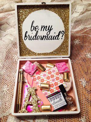 Wedding - Bridesmaid Box