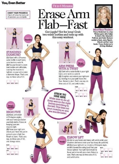Health And Beauty - Arm Workout #2035590 - Weddbook