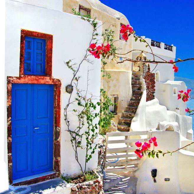 Свадьба - Ия, Санторини, Греция