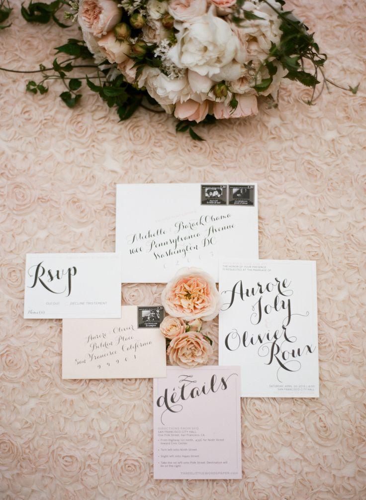 Hochzeit - Lädt und Papierelemente