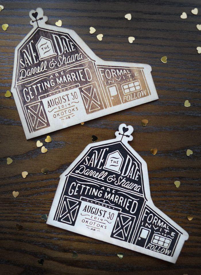 زفاف - ويدعو عناصر ورقة