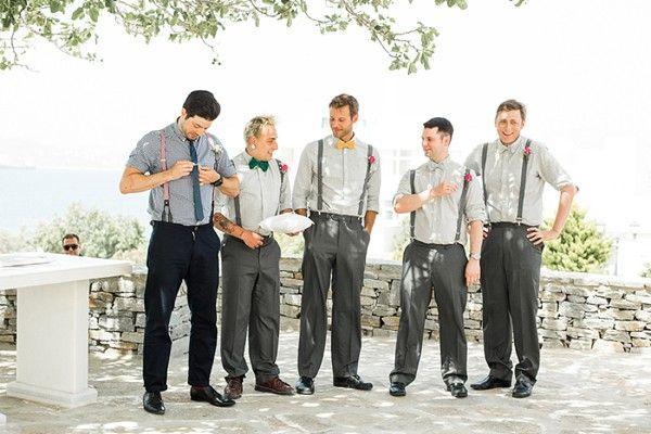 Hochzeit - Hip Paros Destination Wedding