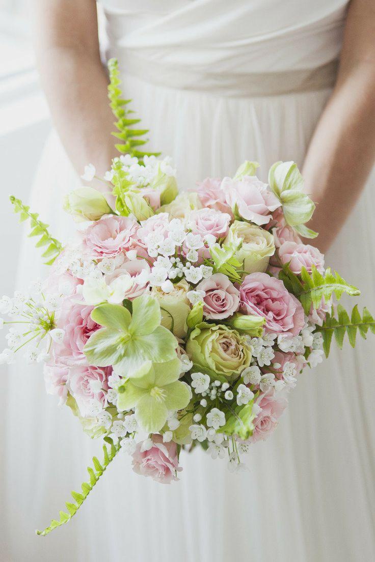 spring wedding spring wedding bouquet 2037021 weddbook. Black Bedroom Furniture Sets. Home Design Ideas