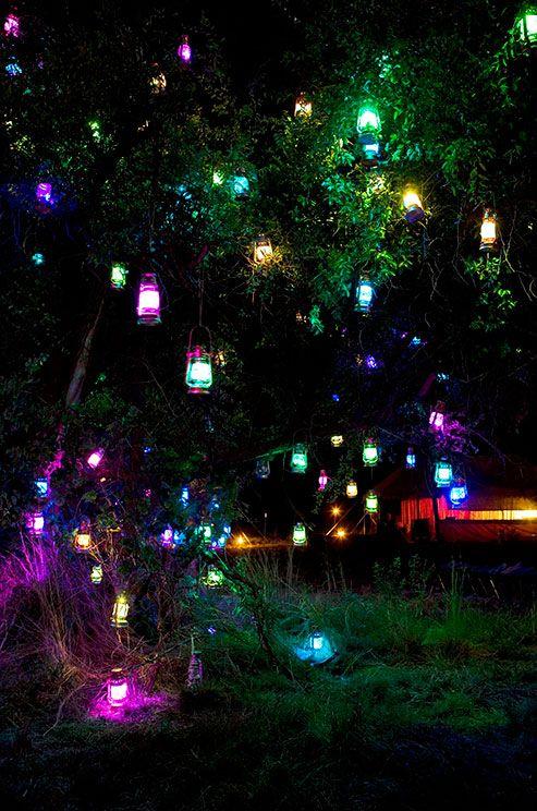 Wedding - Outdoor Lighting