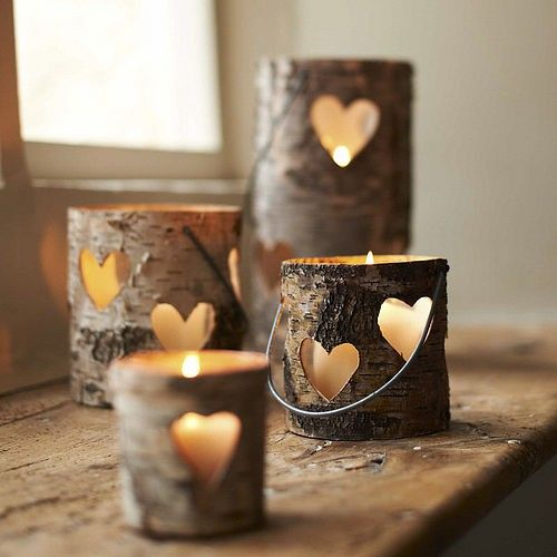 Mariage - bougies
