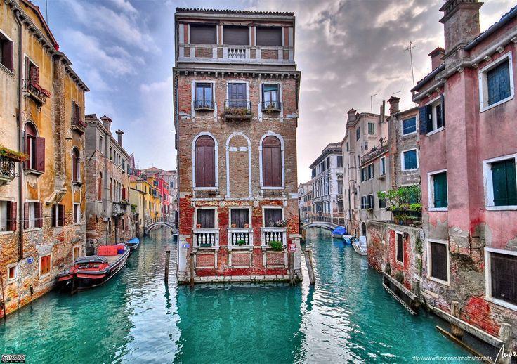 Hochzeit - Venedig. 45.438359, 12.342023