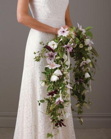Unique Wedding Bouquet Handles
