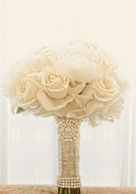 Hochzeit - Hochzeits-Blumenstrauß GRIFFE