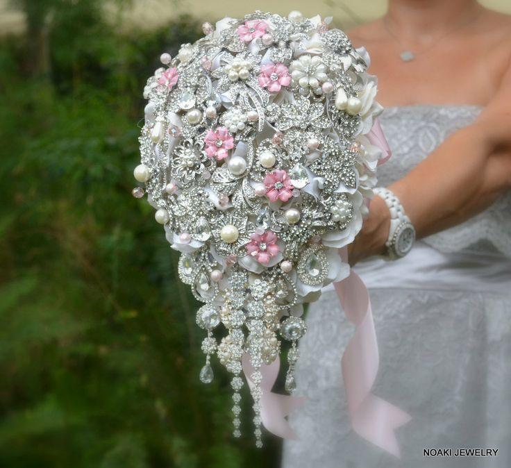 Wedding Bouquets Brooch