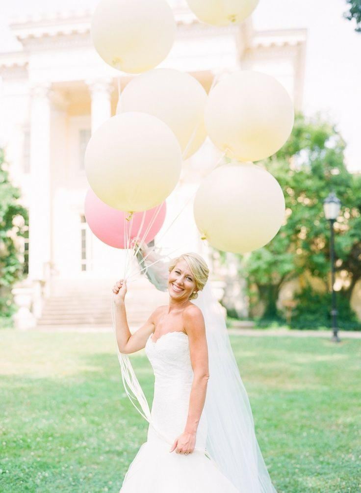 Wedding Ideas - Balloons - Weddbook
