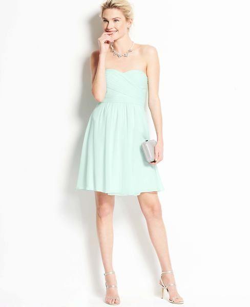 kleid minze