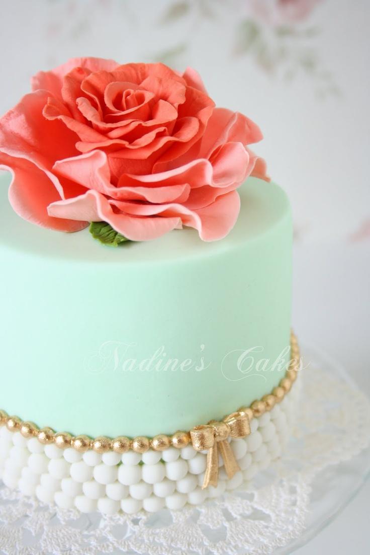 Mariage - Beau Gâteau vintage