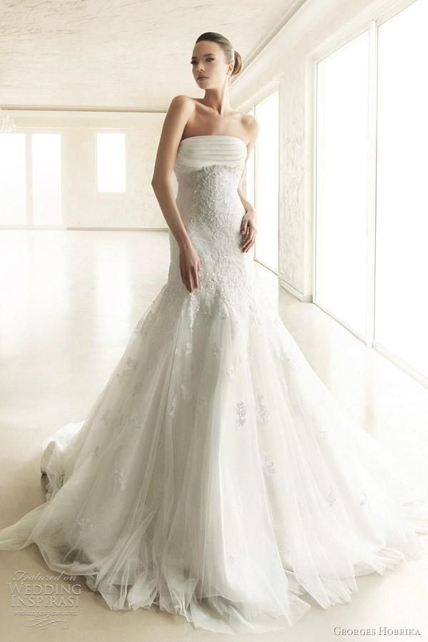 Mariage - Georges Hobeika 2013 Bridal Collection