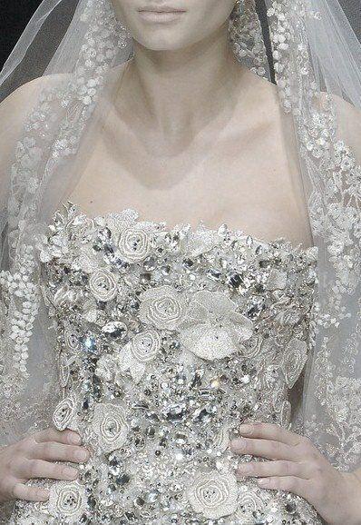 زفاف - التألق تفاصيل العروس