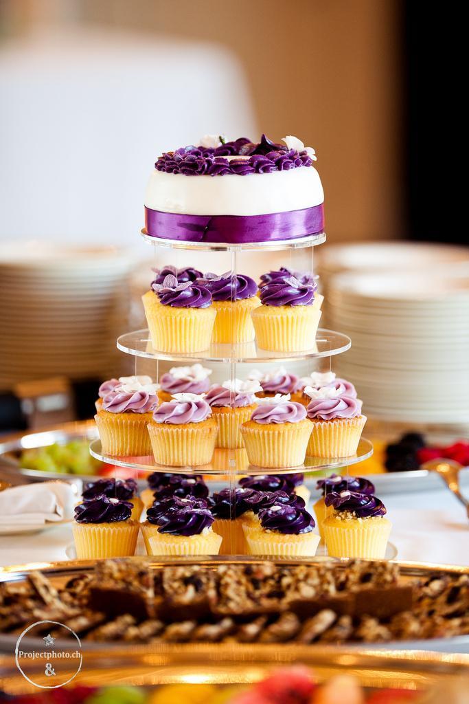 Wedding - Cupcake I