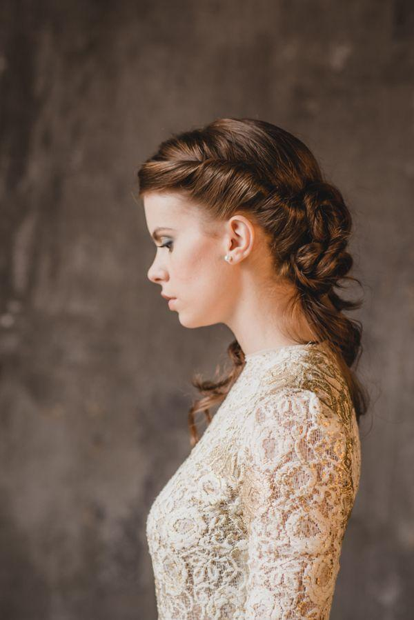 Wedding Nail Designs - Vintage-inspired Bridal Hair #2039607 ...