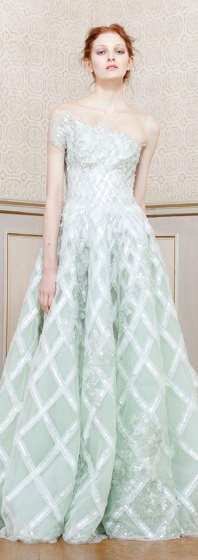 Mariage - Rami Al Ali Couture S / S 2014