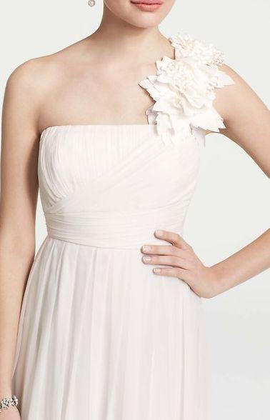 Свадьба - Великолепное Шелковое Свадебное Платье Энн Тейлор