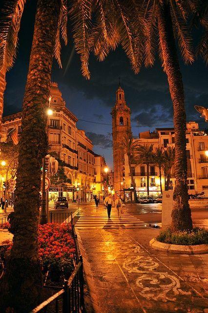 Hochzeit - Valencia, Spanien.