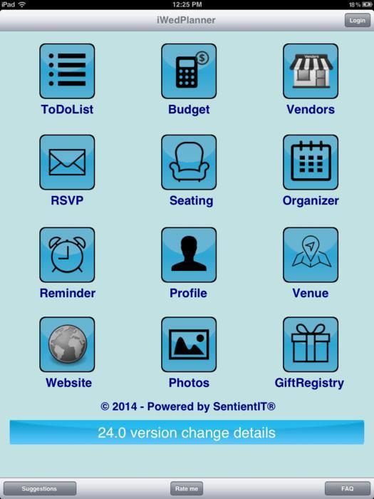 Wedding Planner App.Free Wedding Planner App 2039742 Weddbook