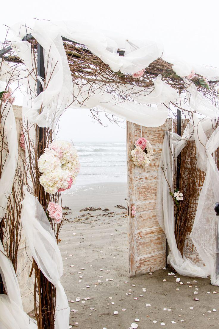 Свадьба - Романтическая Свадебная АРКА Пляжа
