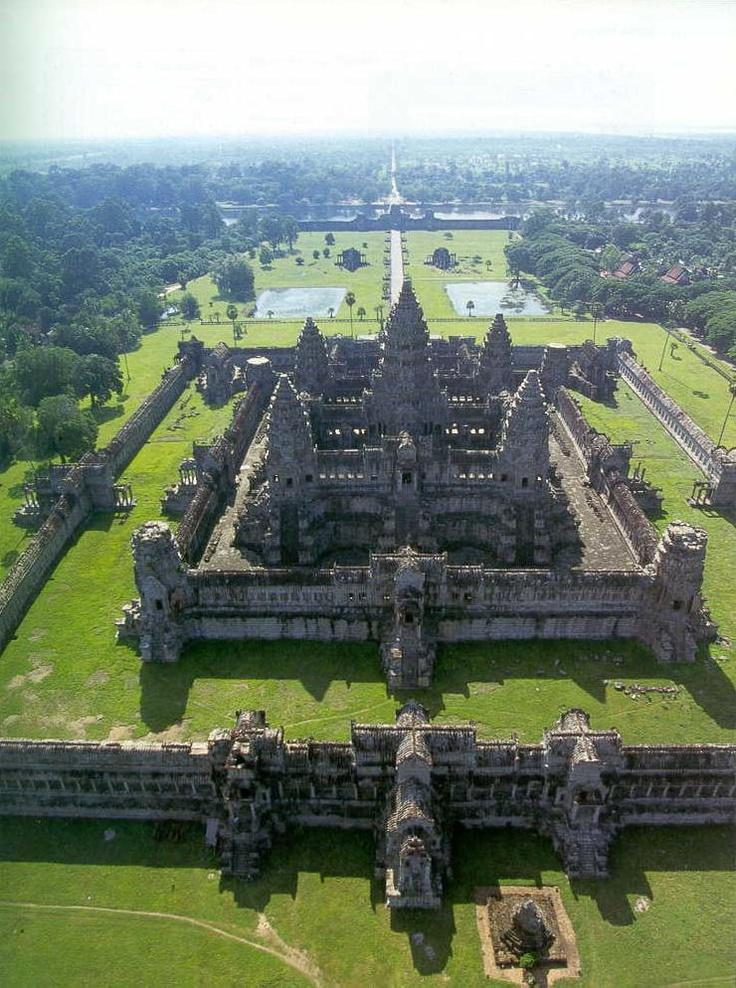 Свадьба - Храм Ангкор-ВАТ, Камбоджа