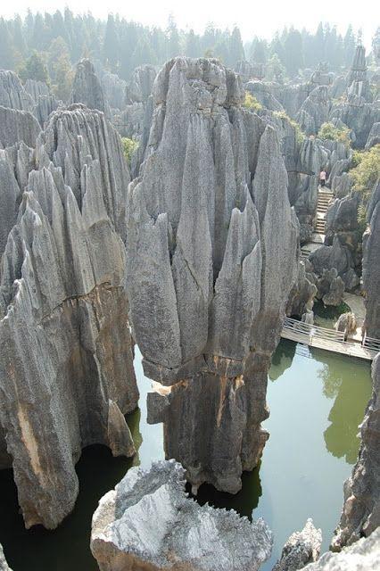 Свадьба - Каменный Лес - Китай