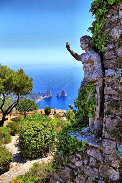Mariage - Faraglioni Di Capri, Naples Italie