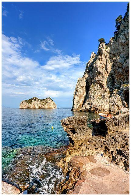 زفاف - الساحل كابري إيطاليا