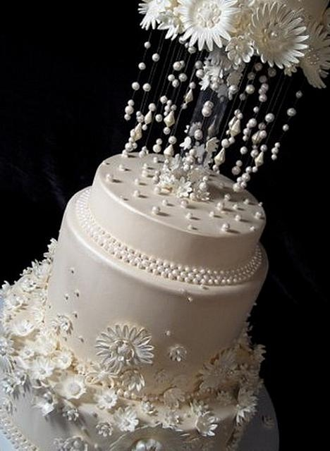 Unique Cake Designs For Wedding : Unique Wedding Cake - Wedding CAKES Unique #2040119 - Weddbook