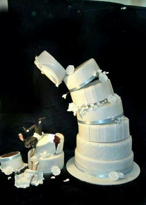 Wedding - Unique Wedding Cake