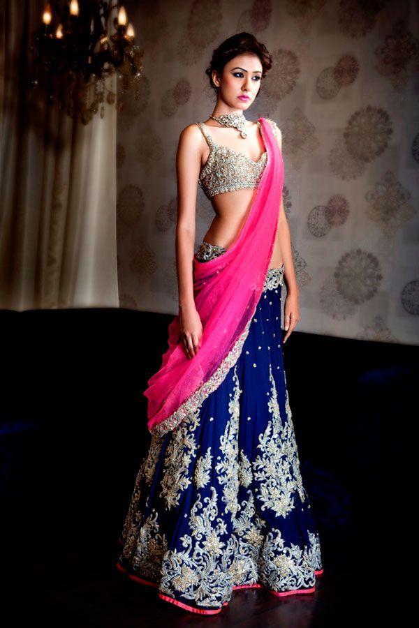 Boda India - India Vestidos De Novia Por Pam Mehta #2040184 - Weddbook