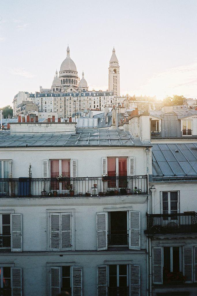 Hochzeit - Montmartre, Paris