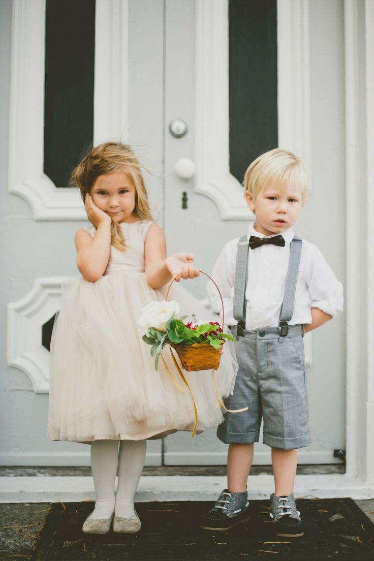 Flower Girls - Flower Girls And Ring Bearer #2040579 - Weddbook