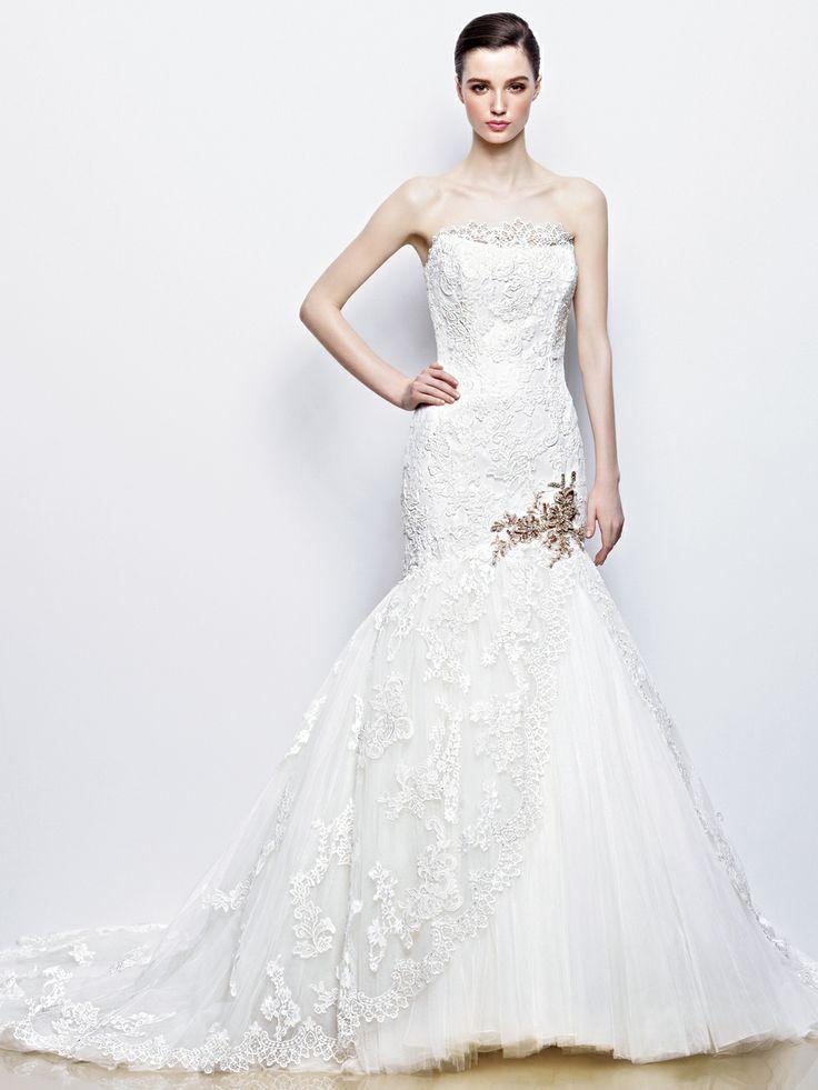 Свадьба - Enzoani Imala