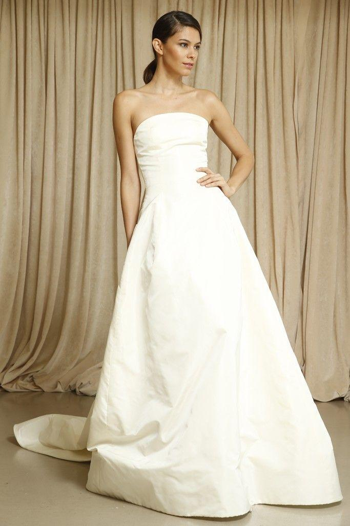 Wedding - Oscar De La Renta Bridal Fall 2014 - Slideshow