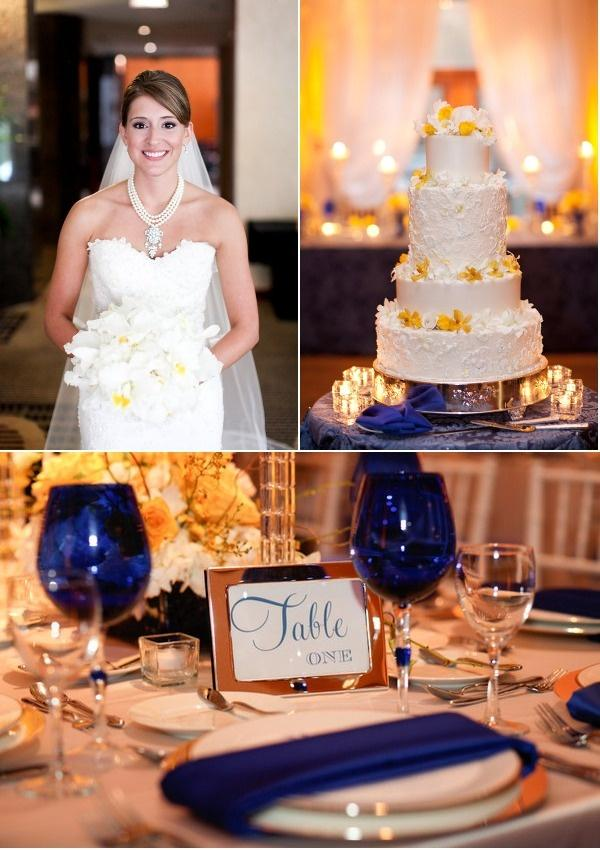 Wedding - Please Help! Need inspiration for my royal blue and yellow wedding