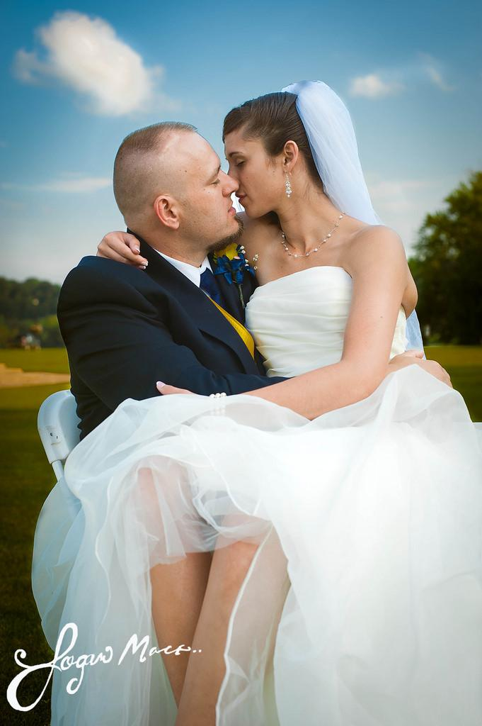 Wedding - Logan Mace