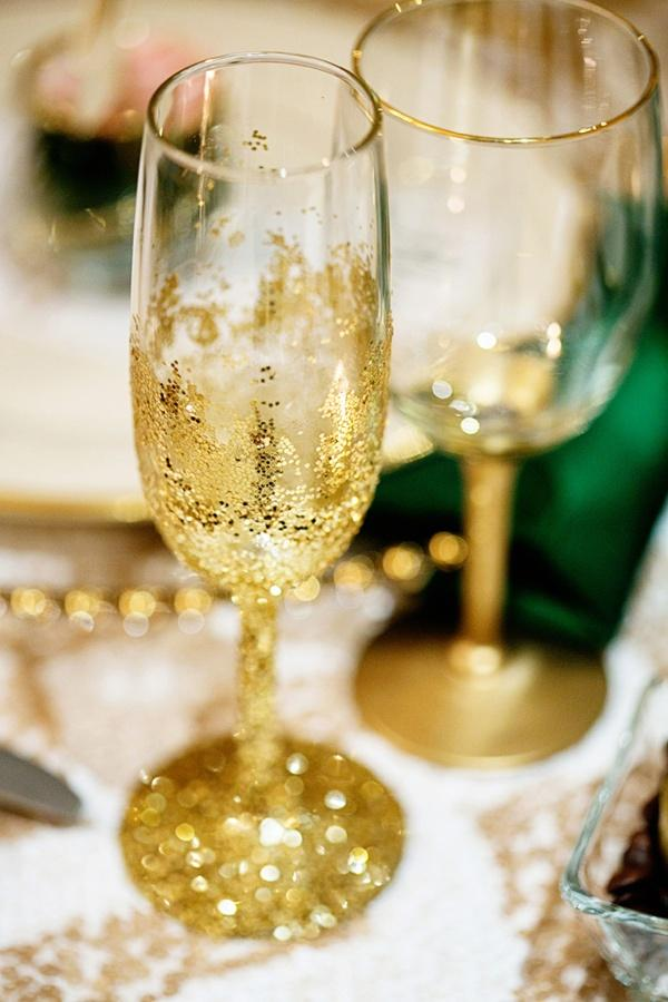 زفاف - حفلات الزفاف الذهب
